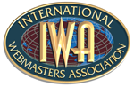 Member of the International Webmasters Association