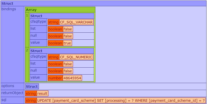 qb Interceptor interceptData stack dump